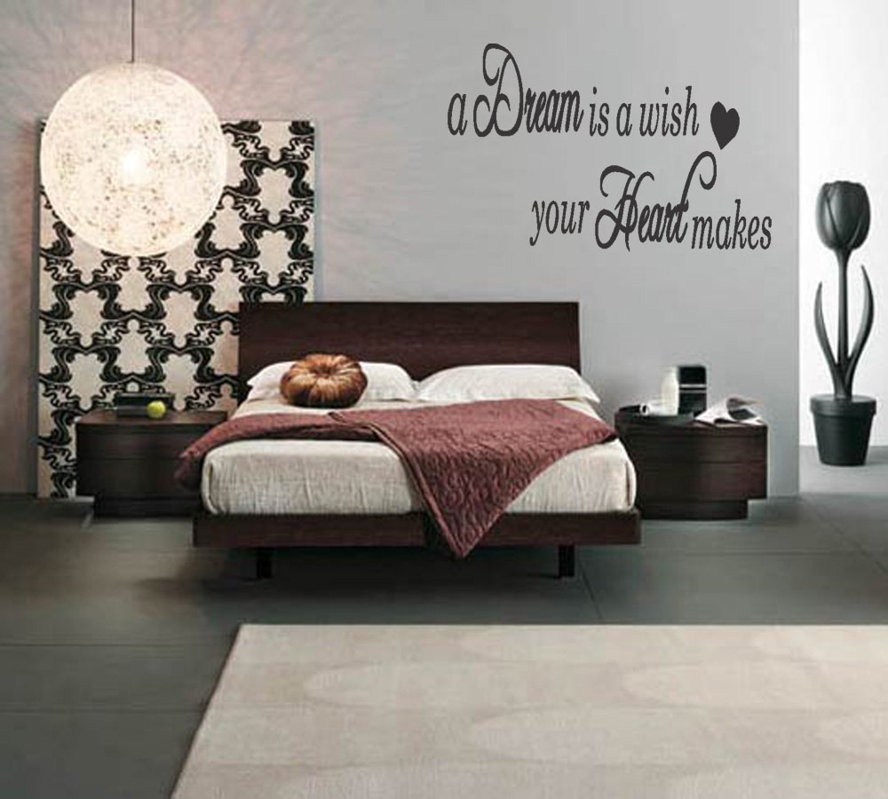 Wall Art Ideas Bedroom Master Bedroom Wall Quotes Quotesgram