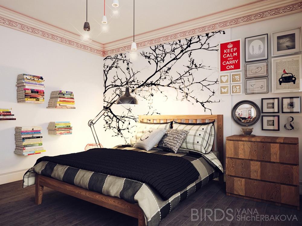 Wall Art Ideas Bedroom Modern Bedroom Ideas