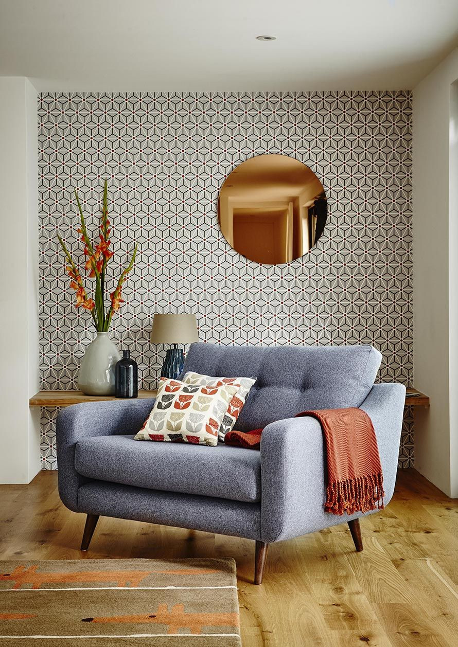 Wallpaper Decoration for Living Room 10 Mid Century Modern Design Lessons to Remember