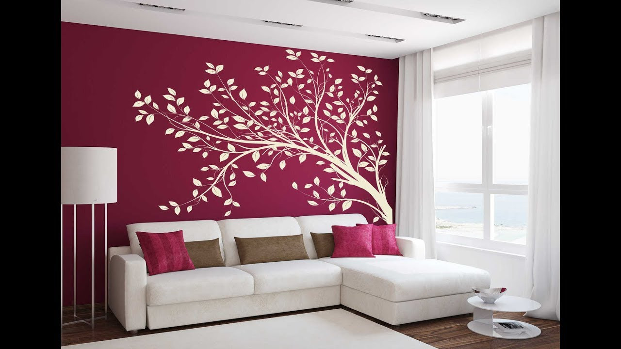 Wallpaper Decoration for Living Room Wallpaper Design for Living Room Home Decoration Ideas