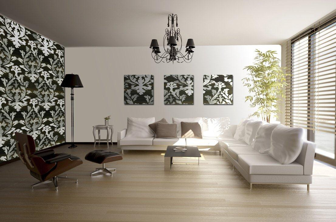 Wallpaper Decoration for Living Room Wallpapers for Living Room Design Ideas In Uk