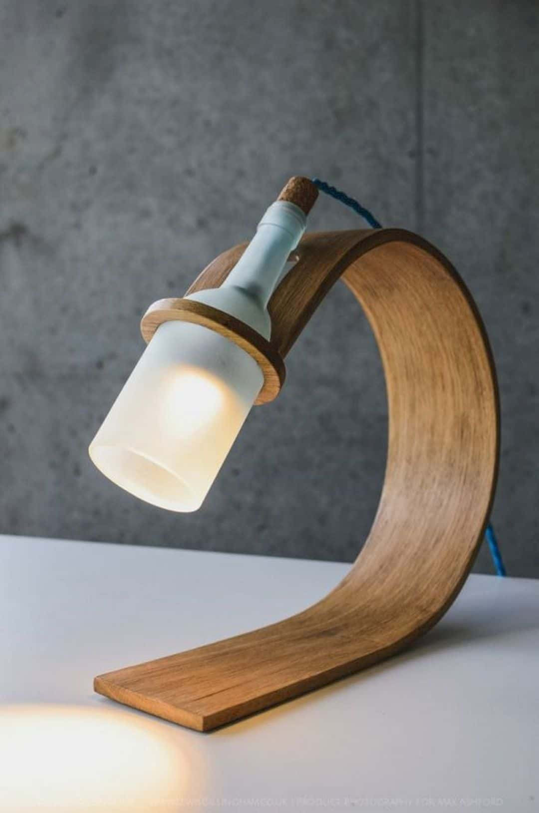 15 Coolest Wooden Lamp Designs