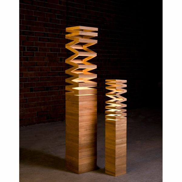 Wooden Lamp Designs 25 Best Ideas About Wood Lamps On Pinterest