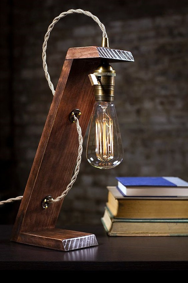 Wooden Lamp Designs 40 Beautiful Wooden Lamp Designs Home