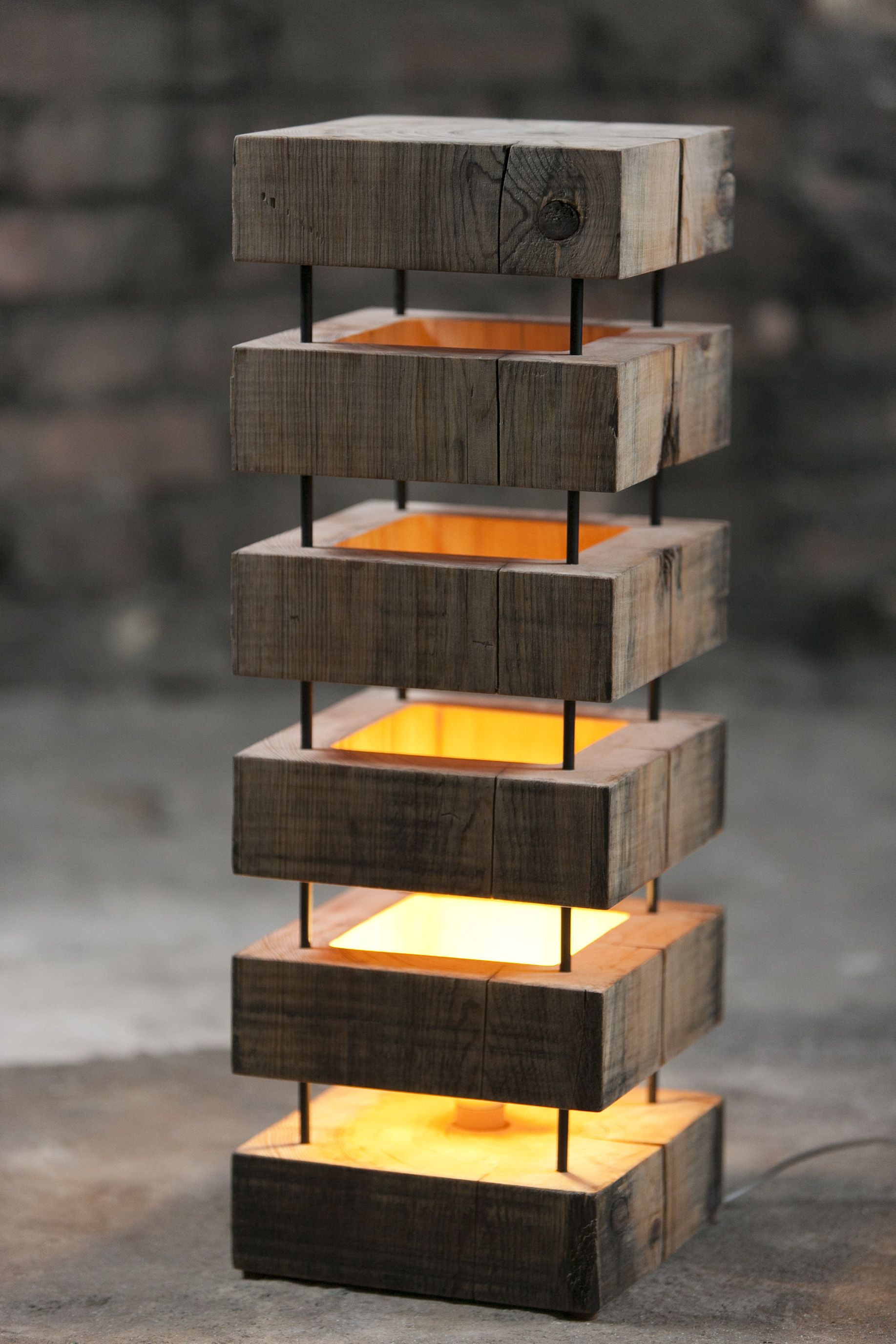 Wooden Lamp Designs Wooden Lamp for Indoors Wood Wood Wooden