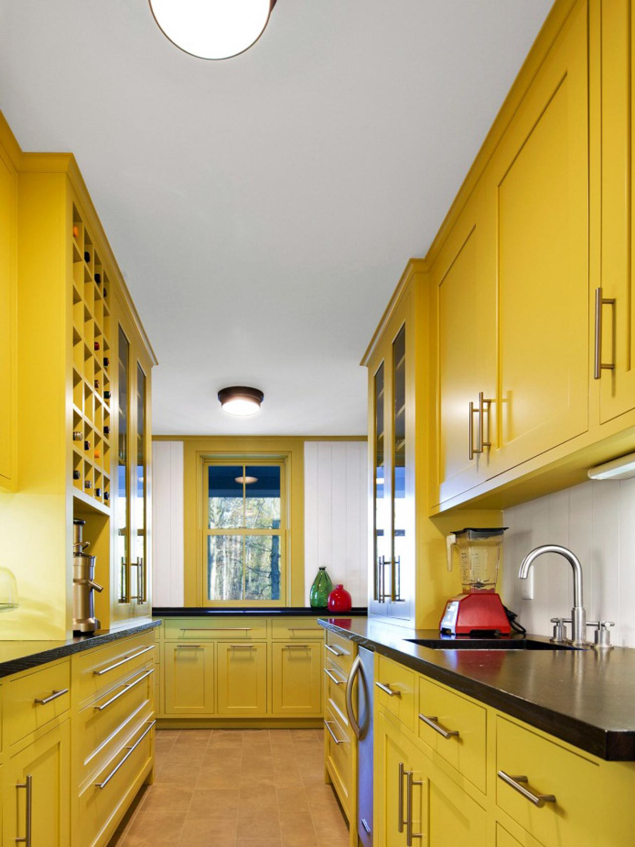 Yellow Kitchen Designs 10 Kitchens that Pop with Color