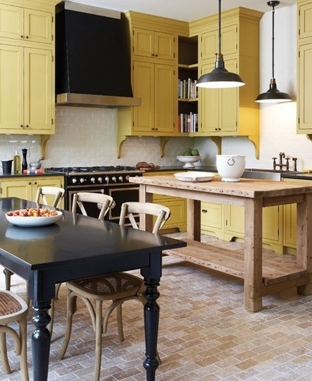 Yellow Kitchen Designs 17 Best Ideas About Mustard Yellow Kitchens On Pinterest