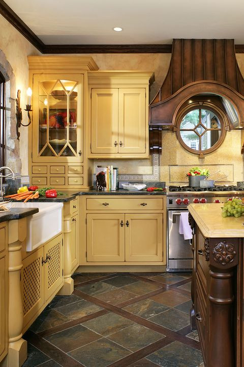 Yellow Kitchen Designs 21 Yellow Kitchen Ideas Decorating Tips for Yellow