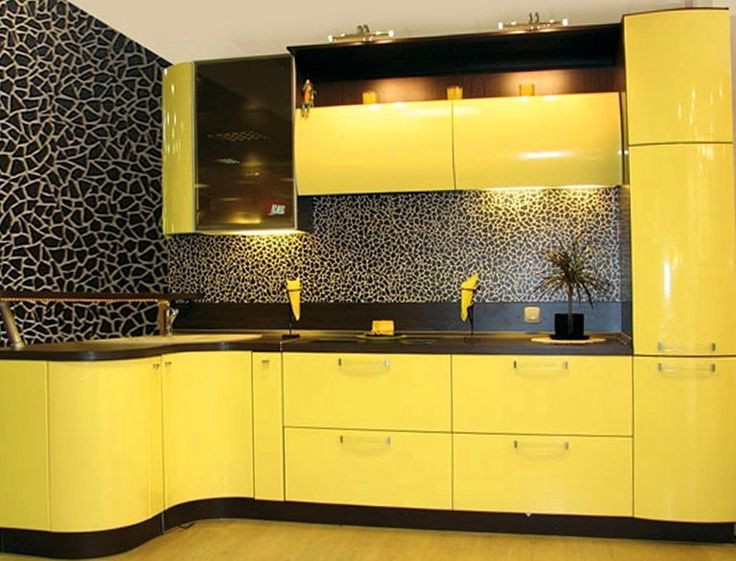 Yellow Kitchen Designs Best 25 Yellow Kitchen Cabinets Ideas On Pinterest