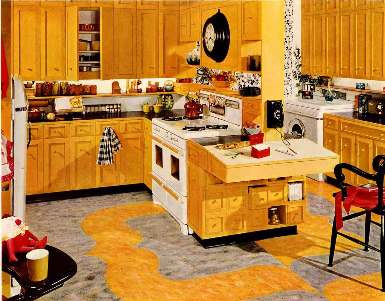Yellow Kitchen Designs Cabinets for Kitchen Yellow Kitchen Cabinets Color Ideas