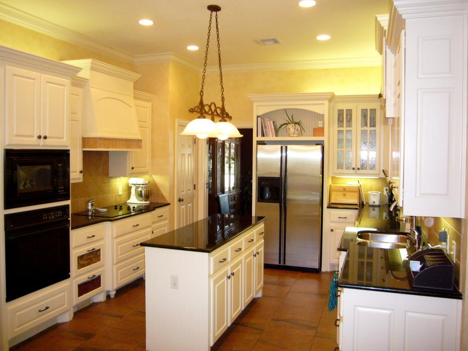 Yellow Kitchen Designs Colorful Kitchen Designs