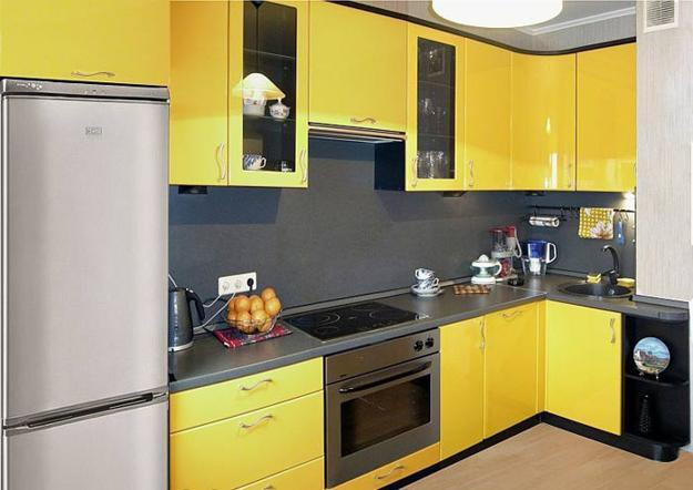 Yellow Kitchen Designs How to Make the Most Of A Small Kitchen Space