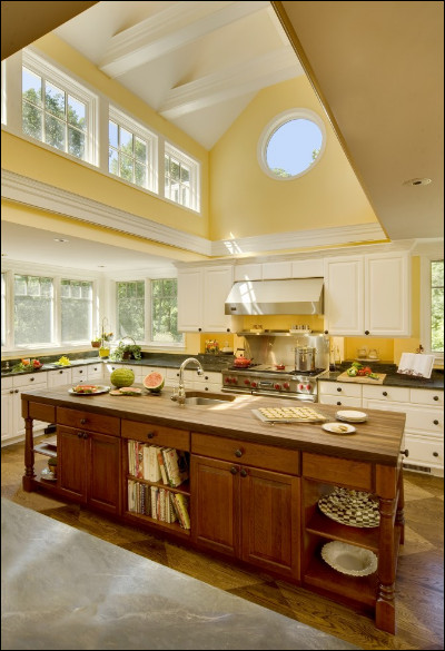 Yellow Kitchen Designs Key Interiors by Shinay Yellow Kitchen Ideas