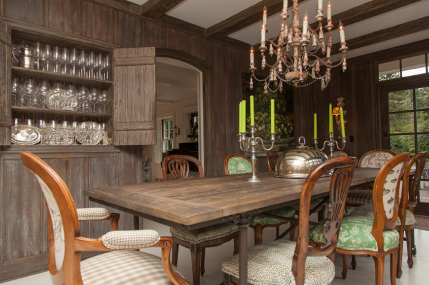 Captivating Rustic Dining Room Designs 10 Rustic Dining Room Ideas