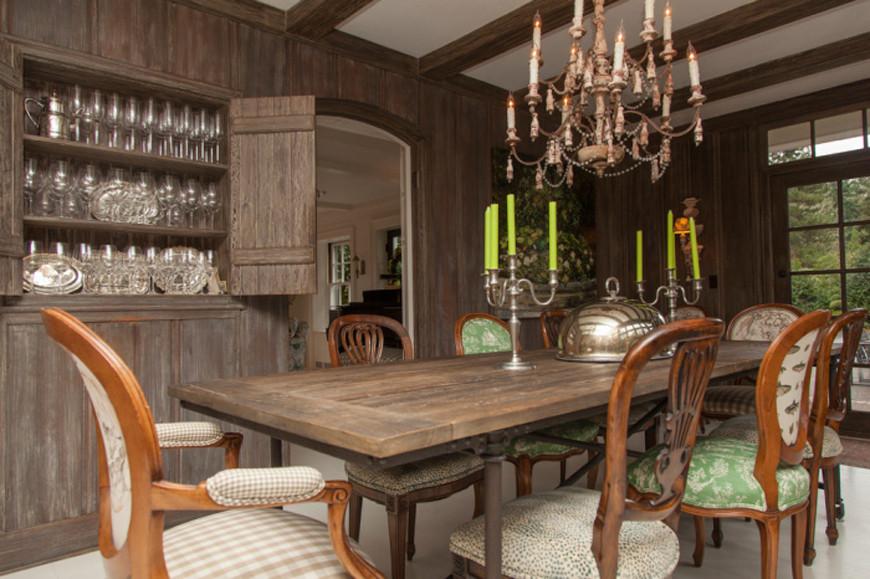 Captivating Rustic Dining Room Designs 10 Rustic Dining Room Ideas