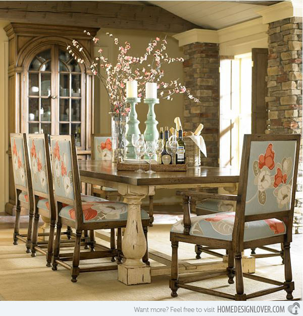 Captivating Rustic Dining Room Designs 15 Rustic Dining Room Designs Decoration for House