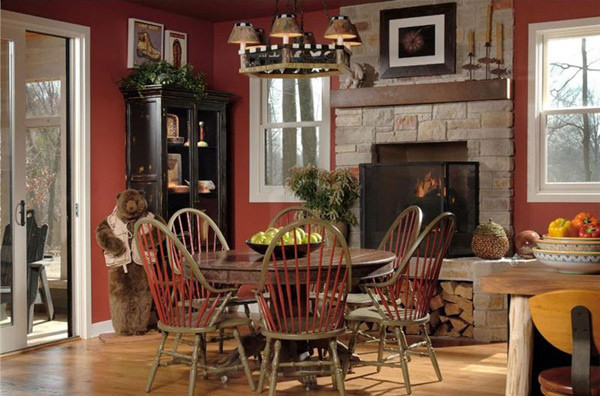 Captivating Rustic Dining Room Designs 15 Rustic Dining Room Designs