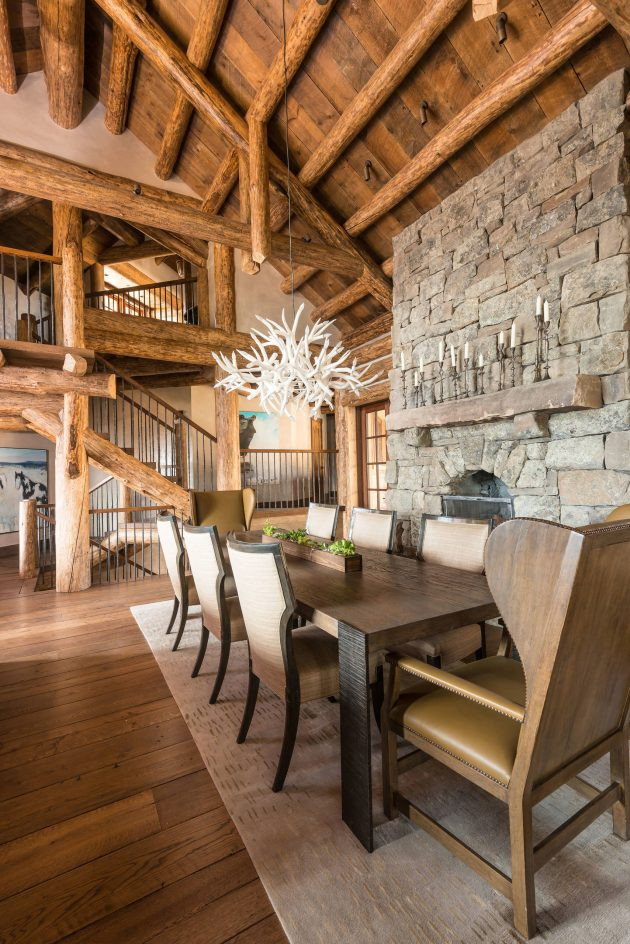 Captivating Rustic Dining Room Designs 16 Majestic Rustic Dining Room Designs You Can T Miss Out