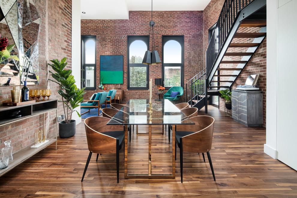 Captivating Rustic Dining Room Designs 17 Captivating Industrial Dining Room Designs You Ll Go