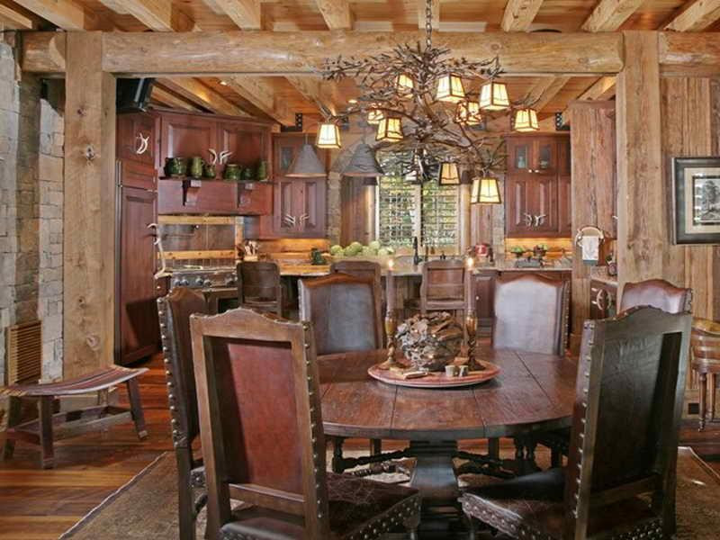 Captivating Rustic Dining Room Designs 24 totally Inviting Rustic Dining Room Designs Page 2 Of 5