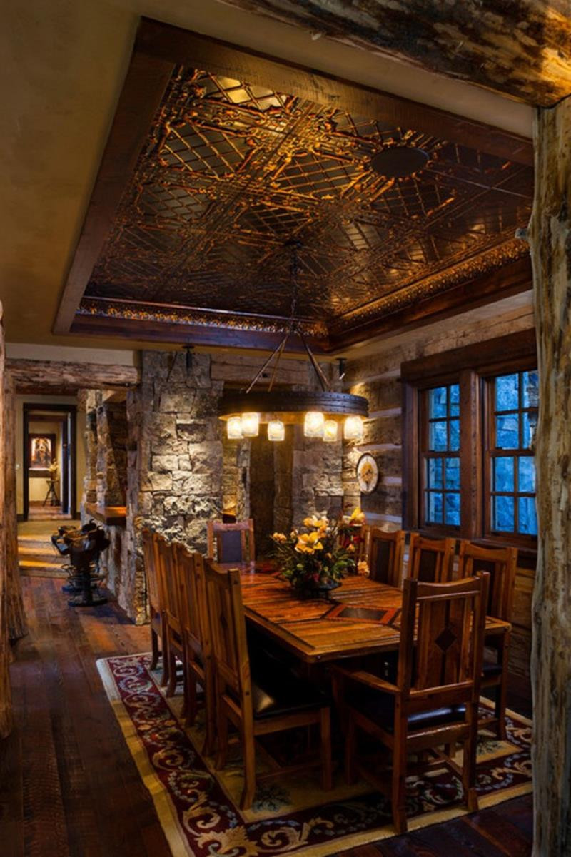 Captivating Rustic Dining Room Designs 24 totally Inviting Rustic Dining Room Designs Page 3 Of 5