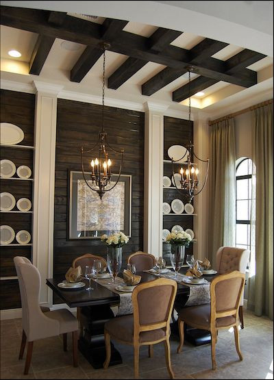 Captivating Rustic Dining Room Designs 25 Best Ideas About Focal Wall On Pinterest