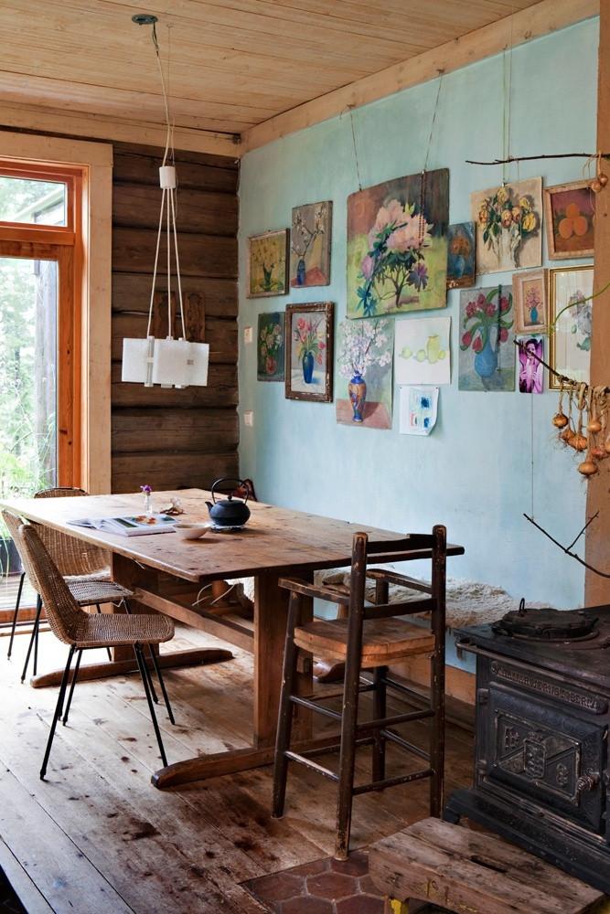 Captivating Rustic Dining Room Designs 26 Impressive Dining Room Wall Decor Ideas