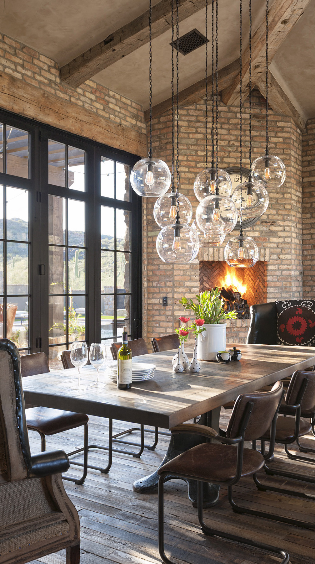 Captivating Rustic Dining Room Designs Rustic Design Archives Buyerselect