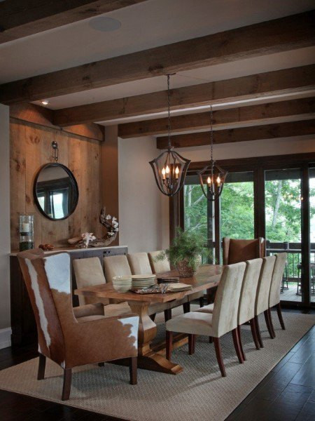 Captivating Rustic Dining Room Designs top 40 Best Rustic Dining Room Ideas Vintage Home