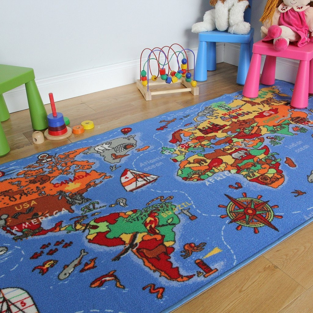 Carpet Designs for Kids 15 Inspirations Cheap Kids Floor Rugs