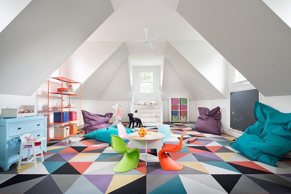 Colorful Zest 25 Eye Catching Rug Ideas for Kids' Rooms