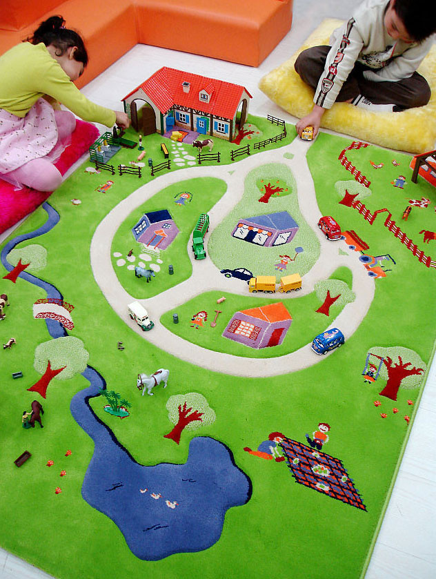 Carpet Designs for Kids Cool Kids Play Rugs From Danish by Design