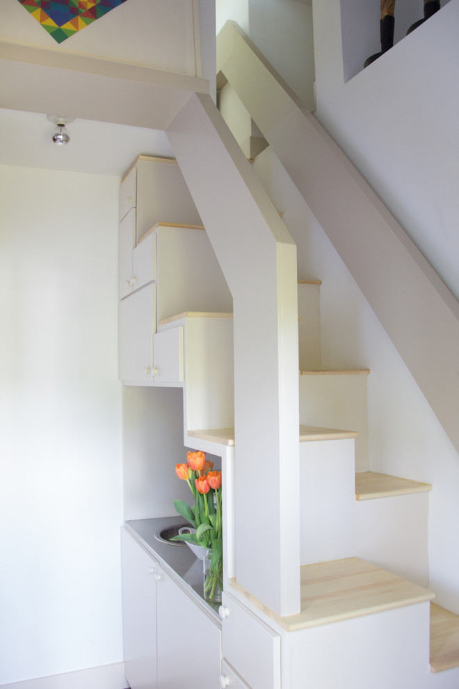 Designing Stairs for the attic 35 Really Cool Space Saving Staircase Designs Digsdigs
