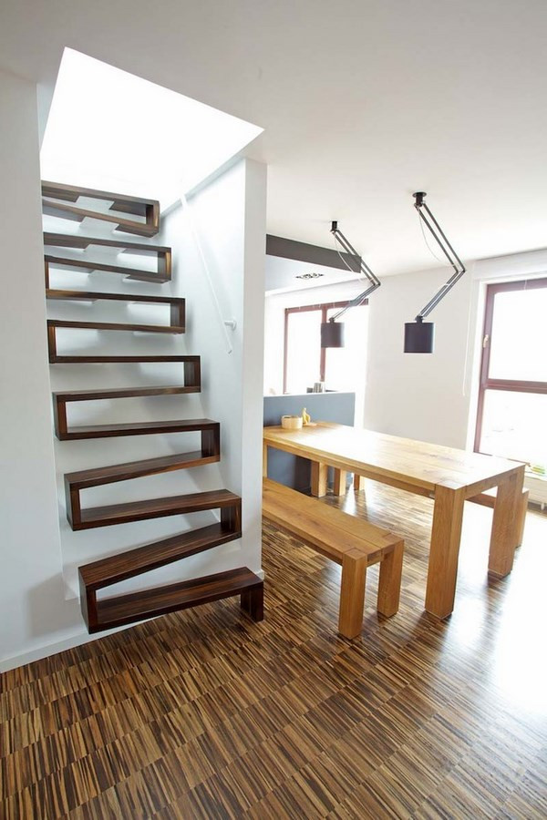 Designing Stairs for the attic attic Stairs Design Ideas – Pros and Cons Of Different Types