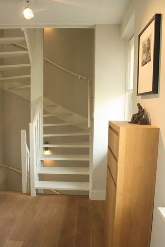 Designing Stairs for the attic Awesome Love these attic Stair Design