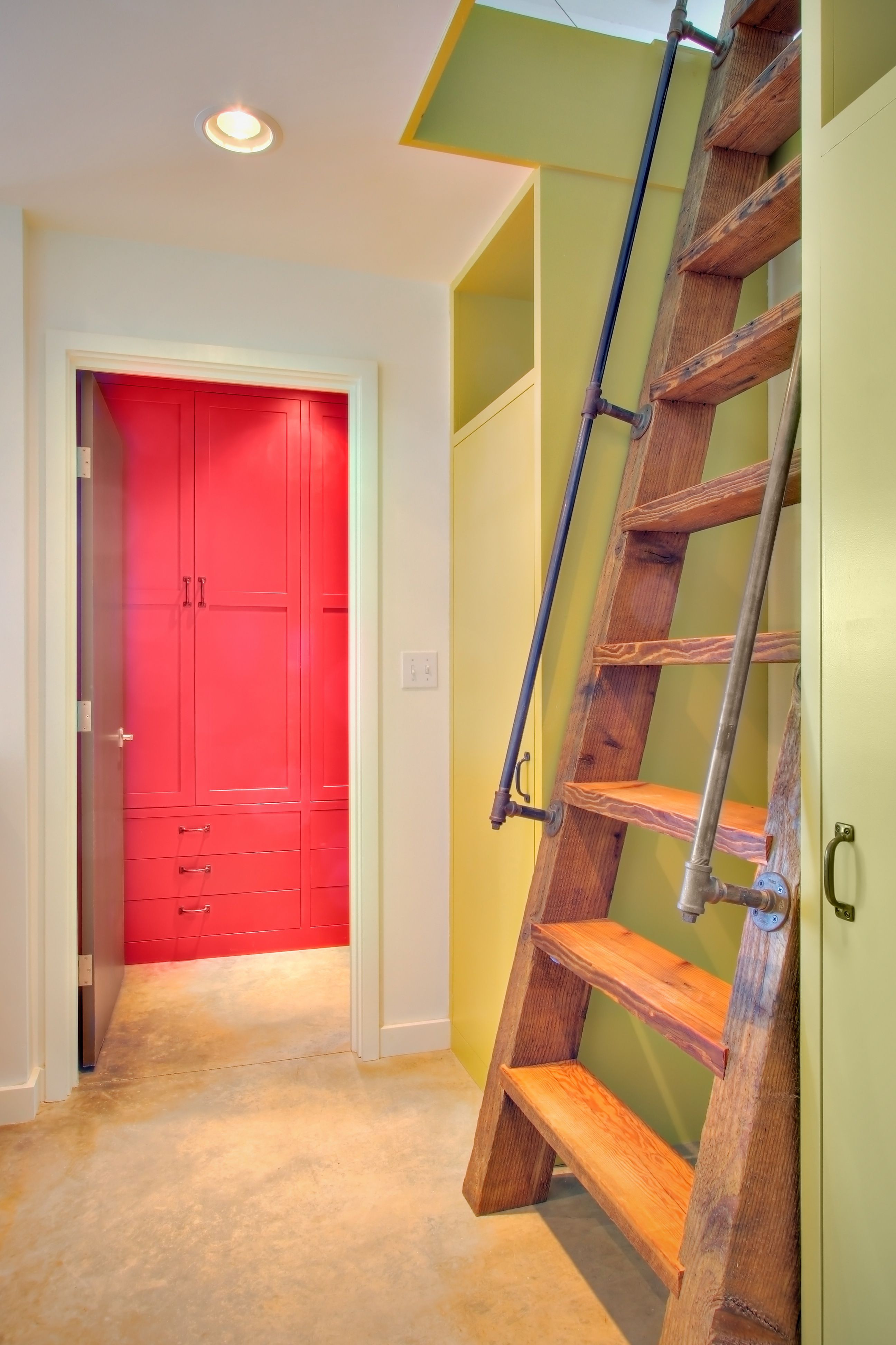 Designing Stairs for the attic Best 25 attic Access Ladder Ideas On Pinterest