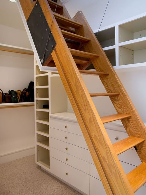 Designing Stairs for the attic Elegant attic Stairs Design Best attic Stair Design Ideas