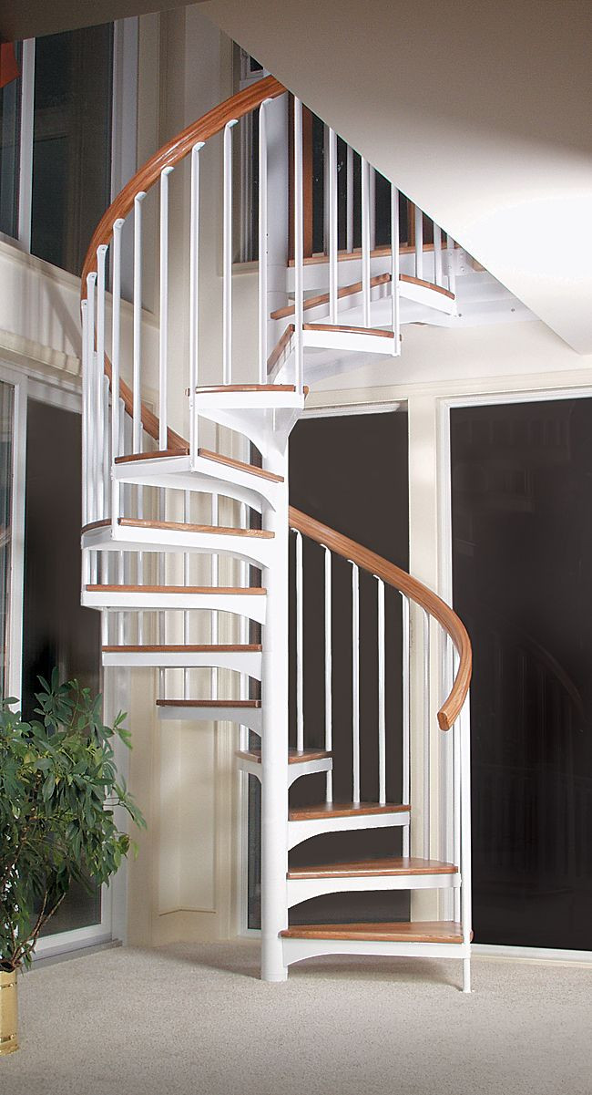 Designing Stairs for the attic Spiral Staircase Spiral Staircases