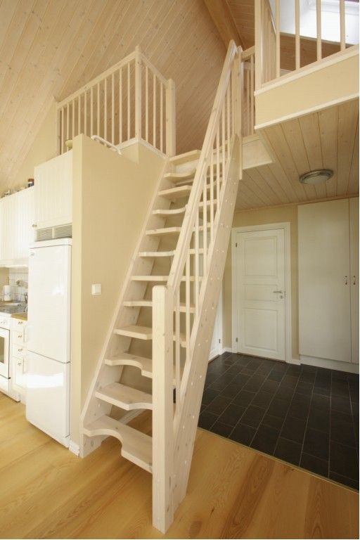 Designing Stairs for the attic Stair Designs to Maximize Small Spaces Salter Spiral Stair