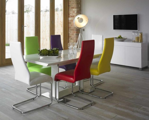 Dining Room Multicolored Chairs 17 Creative Ways to Refresh Your Dining Room with