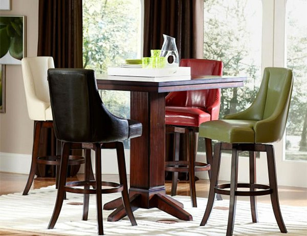 Dining Room Multicolored Chairs A Burst Of Colors From 20 Dining Sets with Multi Colored