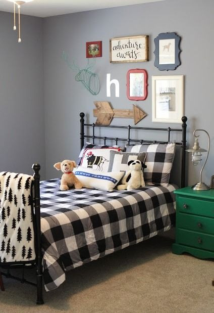 Excellent Bedrooms with Vintage touch 25 Best Ideas About Boy Room Paint On Pinterest