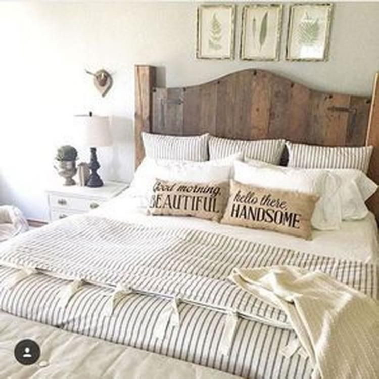 Excellent Bedrooms with Vintage touch 30 Woderful Dream Bedrooms with Vintage touch Ideas