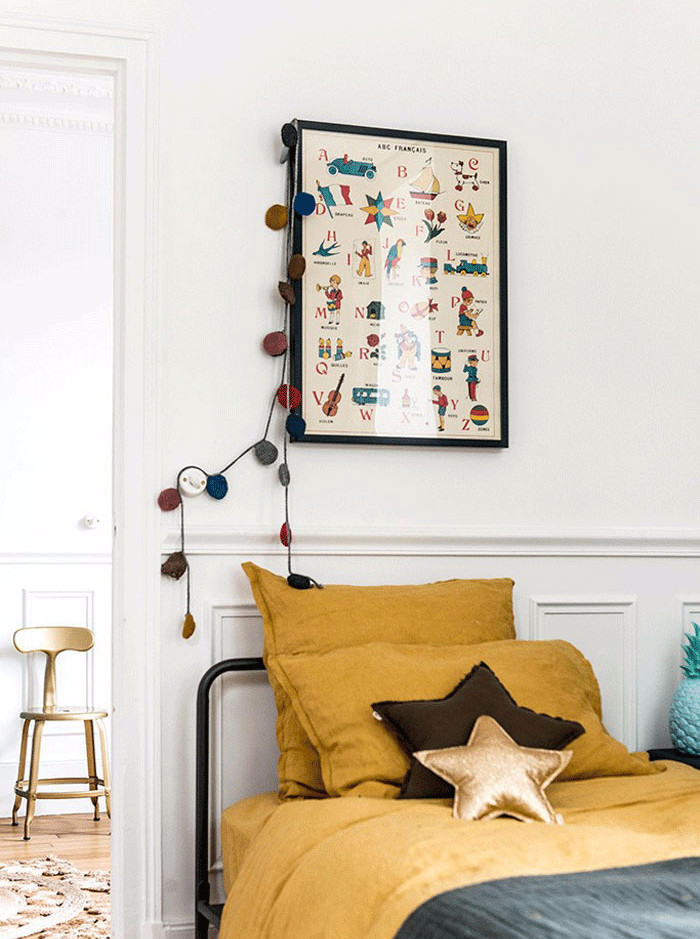 Excellent Bedrooms with Vintage touch A Vintage touch to Your Kids' Rooms