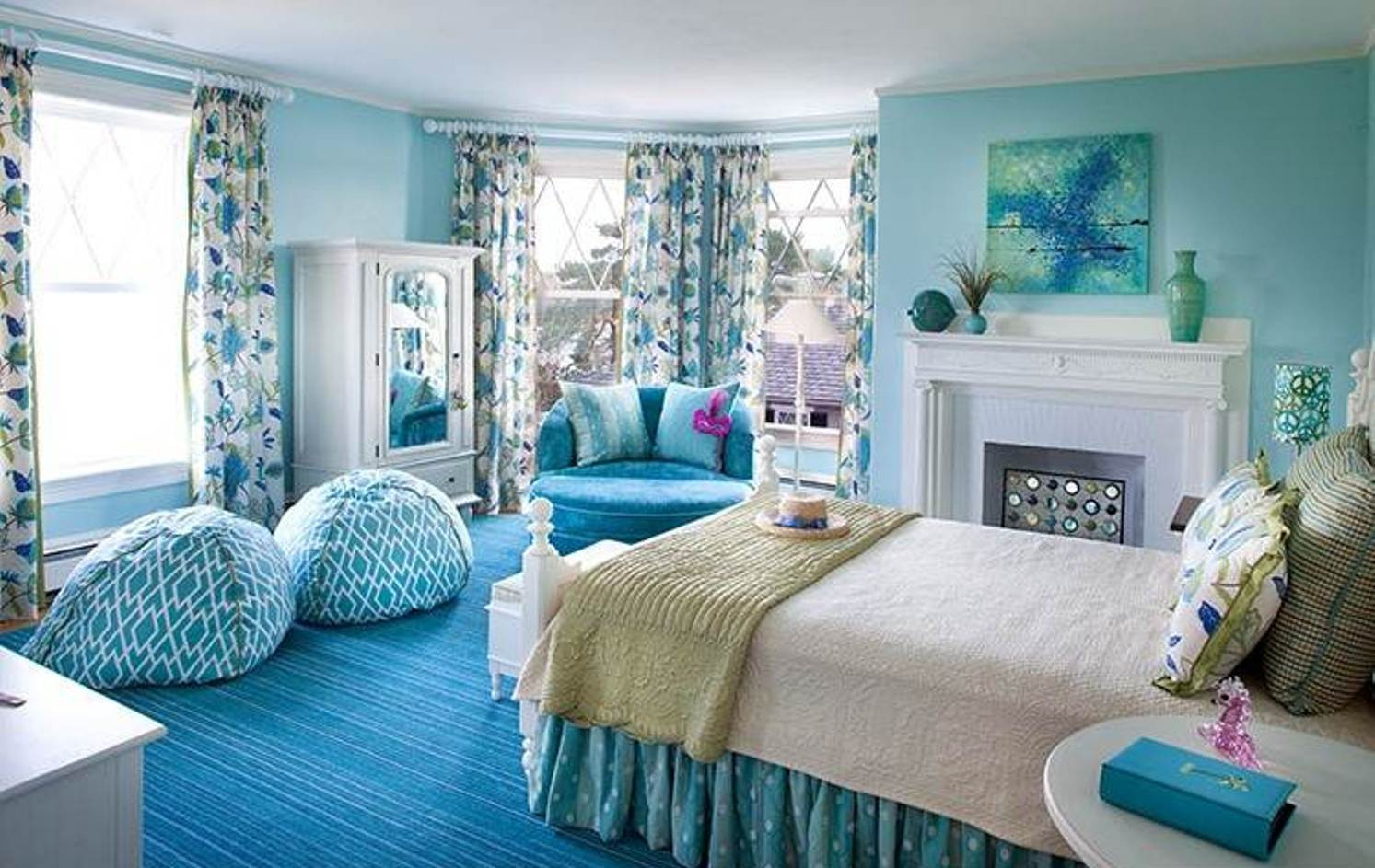 Excellent Bedrooms with Vintage touch Bedroom Design Ideas for Girls