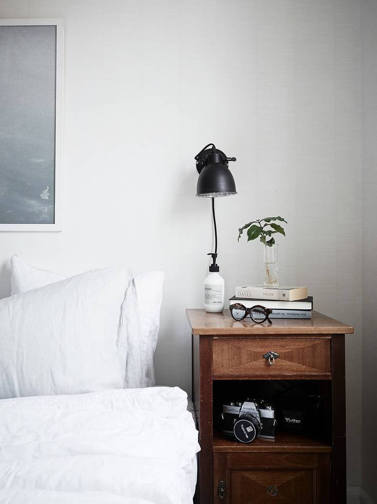 Excellent Bedrooms with Vintage touch Cozy Home with A Vintage touch Coco Lapine Designcoco