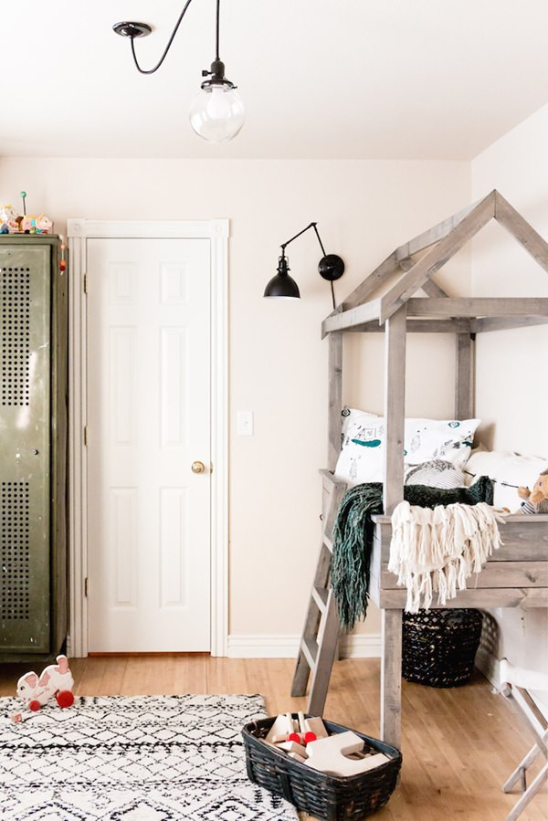 Excellent Bedrooms with Vintage touch Creative toddler Boy Room with A Vintage touch Petit & Small
