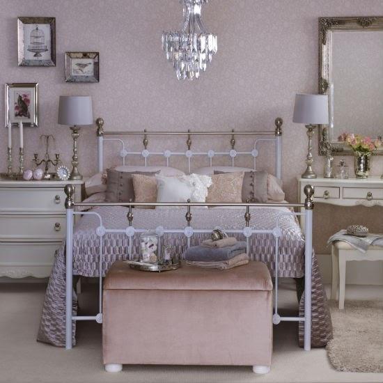 Excellent Bedrooms with Vintage touch Interior Design Chatter Vintage Pink Bedroom Inspiration