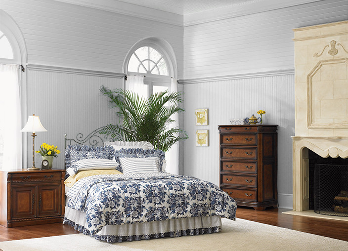 Excellent Bedrooms with Vintage touch Old Bedroom Color Behr Subtle touch 790e 1