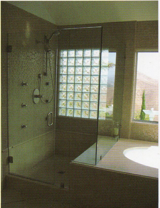 Ideas Glass Block Windows 17 Best Images About Shower Ideas On Pinterest